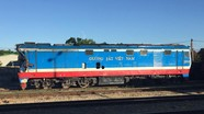 Nghệ An: Tàu hỏa đâm xe bồn chở khí gas, lái tàu gãy tay