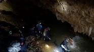 Đặc nhiệm Thái Lan thiệt mạng khi cứu hộ đội bóng nhí trong hang