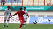 Trực tiếp Olympic Việt Nam - Olympic Pakistan: Chiến thắng nhẹ nhàng