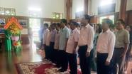 Lãnh đạo tỉnh dâng hương tưởng niệm 77 năm ngày mất của đồng chí Nguyễn Thị Minh Khai