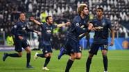 Man Utd thắng ngược 2-1 trên sân Juventus