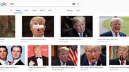 Google bị chất vấn vì ảnh Trump xuất hiện khi gõ 'gã ngốc'