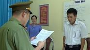 Cựu công an bị điều tra vì mở cửa phòng để sửa điểm thi ở Sơn La