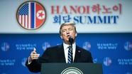 Tổng thống Trump họp báo, ca ngợi Việt Nam