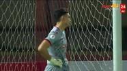 Màn trình diễn của Văn Lâm trong trận thua 0-2 của Muangthong