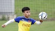 Quang Hải làm đội trưởng U23 Việt Nam
