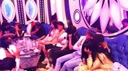 70 nam nữ phê ma túy trong quán karaoke