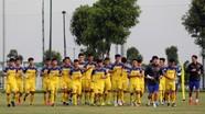 HLV Park Hang-seo không chọn cầu thủ nào của Sông Lam Nghệ An vào đội hình U22