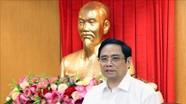 Trưởng ban Tổ chức Trung ương: Không để đối tượng cơ hội chính trị, lợi ích nhóm lọt vào cấp ủy