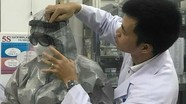 Một bệnh nhân viêm phổi ở Chợ Rẫy khỏi bệnh