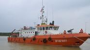 Tàu cá cùng 15 thuyền viên Nghệ  An kêu cứu khẩn cấp trên biển