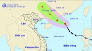 Áp thấp nhiệt đới mạnh lên thành bão, Nghệ An ra công điện khẩn ứng phó