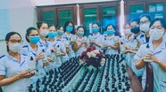 Hơn 1.000 sinh viên, giảng viên Y khoa Vinh viết đơn tình nguyện tham gia phòng, chống dịch Covid-19