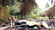 Em rể đốt nhà khiến hai mẹ con chị vợ tử vong