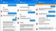 """""""Con gái giả"""" nhắn tin trên facebook lừa mẹ lấy 40 triệu đồng"""