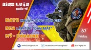 NATO điều 5.000 lính khuấy động Biển Đen, Nga lập tức 'dằn mặt' Mỹ - Ukraine