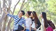 Sinh viên nhiều trường Đại học nghỉ Tết Nguyên đán gần 1 tháng
