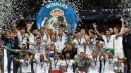 Real lập kỷ lục vô địch Champions League 3 lần liên tiếp