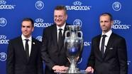 Đức đăng cai Euro 2024