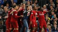 Người cũ lập siêu phẩm, Chelsea rơi chiến thắng trước Liverpool