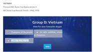 AFC công bố 3 slogan cho tuyển Việt Nam ở Asian Cup: Người hâm mộ chọn gì?