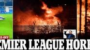 Chuyên cơ của chủ tịch CLB Leicester City bị rơi