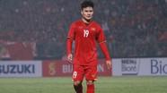 Quang Hải giành giải Cầu thủ hay nhất trận Việt Nam - Campuchia