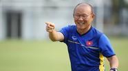 Vì sao HLV Park Hang Seo đặt mục tiêu 4 điểm ở Asian Cup 2019?