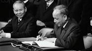 Nhà ngoại giao xuất sắc Nguyễn Duy Trinh với cách mạng Việt Nam