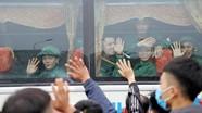 Nghệ An: Hơn 3.000 thanh niên nô nức lên đường nhập ngũ