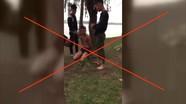 Lời khai của nhóm người trong clip làm nhục, 'chôn sống' nam thanh niên xôn xao mạng xã hội