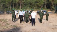 Video: Chủ tịch UBND tỉnh kiểm tra tiến độ xây dựng Sở Chỉ huy diễn tập Khu vực phòng thủ