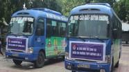 Video 24 thí sinh 'đặc biệt' ở Nghệ An: Xe chuyên dụng đưa đón đến tận phòng thi