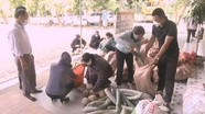 Nông sản quê Nghệ tiếp sức cho người dân TP. Hồ Chí Minh chống dịch