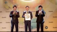 Vinamilk 6 năm liền được Forbes bình chọn  vào top 50 công ty niêm yết tốt nhất Việt Nam