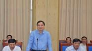Đoàn công tác tỉnh Long An học tập, trao đổi kinh nghiệm thu hút đầu tư của Nghệ An