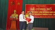 Quỳnh Lưu có tân Bí thư Huyện ủy