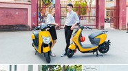 Xe máy điện Honda lần đầu tiên có mặt tại Nghệ An