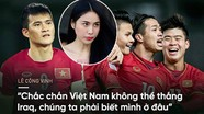 """Thủy Tiên nổi đóa vì Công Vinh bị vu """"khinh rẻ"""" U23 Việt Nam"""