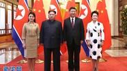 Nhà lãnh đạo Triều Tiên Kim Jong Un bất ngờ thăm Trung Quốc