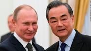 """Quan hệ Nga-Trung ở ngưỡng """"tốt đẹp nhất trong lịch sử"""""""