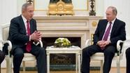 Quan hệ Nga-Israel đứng trước thời khắc nguy hiểm