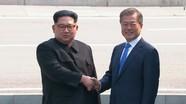 """Thượng đỉnh Hàn - Triều: """"Trang sử mới bắt đầu"""""""