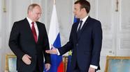 Pháp-Nga điện đàm nhưng bất đồng về thỏa thuận hạt nhân Iran