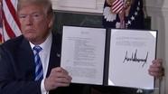 Dư luận thế giới phản ứng gì khi Mỹ rút khỏi thỏa thuận hạt nhân Iran