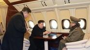 Ông Kim Jong-un tới Trung Quốc trên chuyên cơ siêu sang