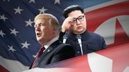 """[Timeline] 6 tháng """"điên rồ"""" đưa Trump và Kim Jong-un xích lại gần nhau"""