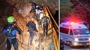 Tất cả đội bóng Thái Lan được đưa ra khỏi hang