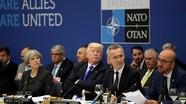 Những vấn đề Trump phải đối mặt tại Hội nghị thượng đỉnh NATO