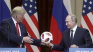 Trump và Putin tặng quà gì cho nhau tại cuộc gặp thượng đỉnh?